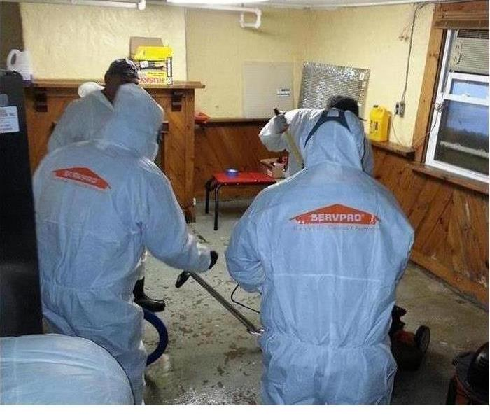 Biohazard Technicians